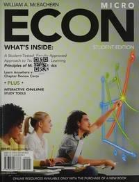 Econ Micro 2009 Instructor's Edition
