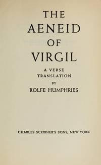 Aenied of Virgil