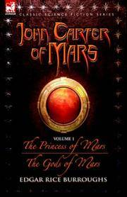 image of John Carter of Mars - volume 1 - The Princess of Mars_The Gods of Mars (v. 1)