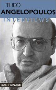 Theo Angelopolous: Interviews (Conversations with Filmmakers Series)