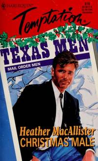 Christmas Male (Mail Order Men) (Harlequin Temptation)