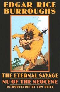 image of The Eternal Savage: Nu of the Neocene (Bison Frontiers of Imagination)
