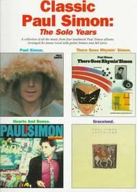 image of Classic Paul Simon: The Solo Years (Paul Simon/Simon_Garfunkel)