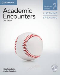 ACADEMIC ENCOUNTERS LEVEL 2 STUDENT'S BOOK LISTENING AND SPEAKING WITH DVD 2ND EDITION