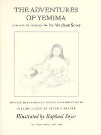 The Adventures of Yemima and Other Stories