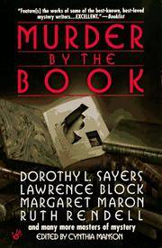 image of Murder by the Book