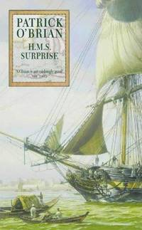 HMS Surprise by O�Brian, Patrick - 1998