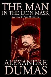 image of The Man in the Iron Mask, Vol. I
