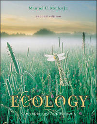 image of Ecology: Concepts and Applications, 2nd Edition
