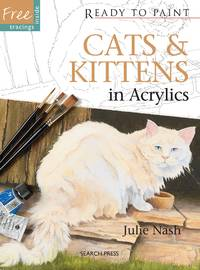 Cats & Kittens in Acrylics (Ready to Paint)