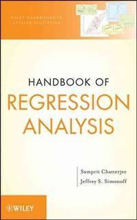 HANDBOOK OF REGRESSION ANALYSIS (HC)
