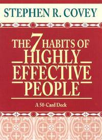 image of The 7 Habits of Highly Effective People (50 card deck)