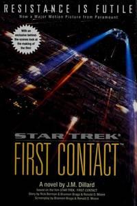 Star Trek First Contact (Star Trek The Next Generation)