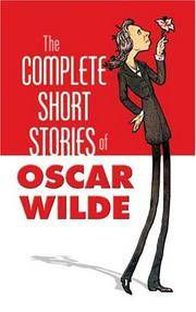 image of The Complete Short Stories of Oscar Wilde (Dover Books on Literature & Drama)