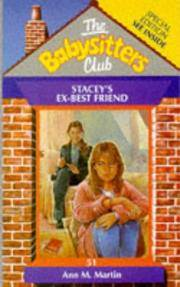 Staceys Ex-best Friend (Babysitters Club) by  Ann M Martin - Paperback - First in This Editi - from Brit Books Ltd and Biblio.com