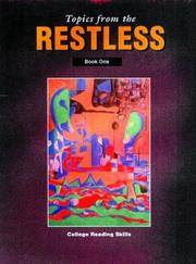 Topics from the Restless: Book 1