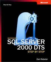 Microsoft SQL Server(TM) 2000 DTS Step by Step (Step By Step (Microsoft))
