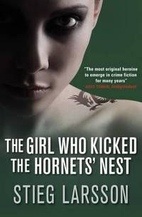 The Girl Who Kicked the Hornets Nest *1/1 UK - pristine*
