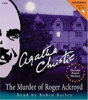 image of The Murder of Roger Ackroyd: A Hercule Poirot Mystery