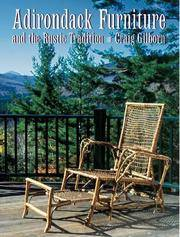Adirondack Furniture and the Rustic Tradition