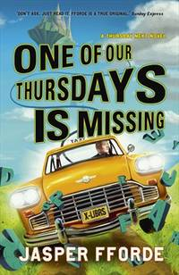 One of Our Thursdays Is Missing *Signed UK Collectors edition*