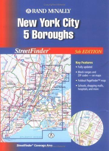 Blue book ny 5 boroughs