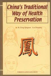 China's Traditional Way of Health Preservation
