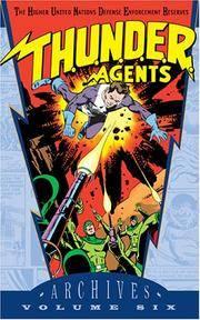 T.H.U.N.D.E.R. Agents Archives VOL 06