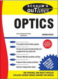 image of Optics (Schaums Outline Series)
