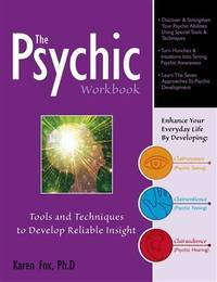 PSYCHIC WORKBOOK: Tools & Techniques To Develop Reliable Insight (O)