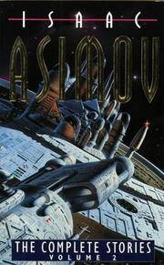 image of The Complete Stories of Isaac Asimov (v. 2)