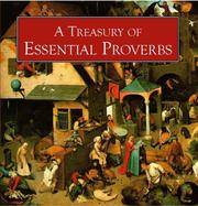 A Thousand and One Essential Proverbs
