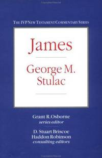 James (IVP New Testament Commentary Series)