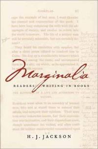 Marginalia : Readers Writing in Books