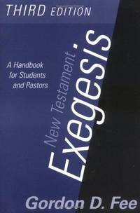 New Testament Exegesis