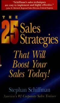 The 25 Sales Strategies That Will Boost Your Sales Today