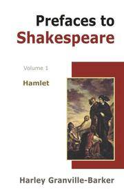 image of Prefaces to Shakespeare, Vol. 1