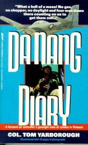Da Nang Diary: A Forward Air Controller's Year of Combat over Vietnam