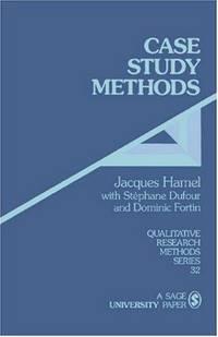 HAMEL: CASE STUDY METHODS (PAPER): 32 (Qualitative Research Methods)