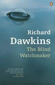 image of The Blind Watchmaker