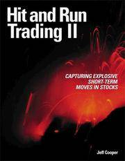image of Hit and Run Trading II: Capturing Explosive Short-Term Moves in Stocks