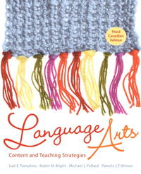 Language Arts; Content and Teaching Strategies