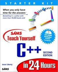 image of Sam's Teach Yourself C++ in 24 Hours (2nd Edition)