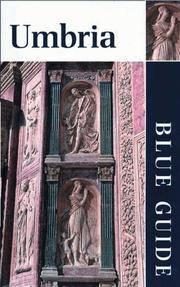 Blue Guide Umbria