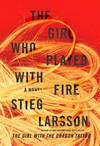 image of The Girl Who Played with Fire (Random House Large Print)
