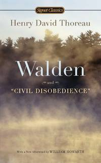 WALDEN+CIVIL DISOBEDIENCE""""