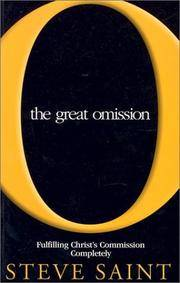 The Great Omission: Fulfilling Christ's Commission Completely