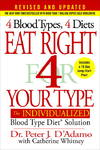 image of Eat Right 4 Your Type: The Individualized Blood Type Diet Solution (Revised and Updated)