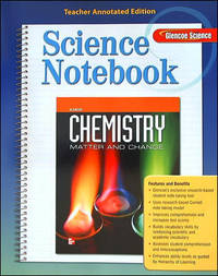 Glencoe Chemistry, Matter and Change, Science Notebook