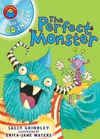 I Am Reading with CD:The Perfect Monster